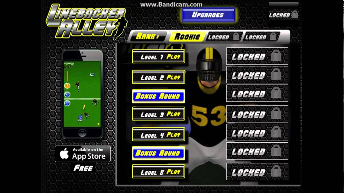 Linebacker 2 - Play Online